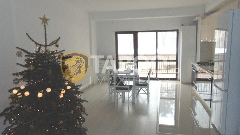 Apartament modern 3 camere 2 bai de inchiriat Parcul Sub Arini Sibiu 1