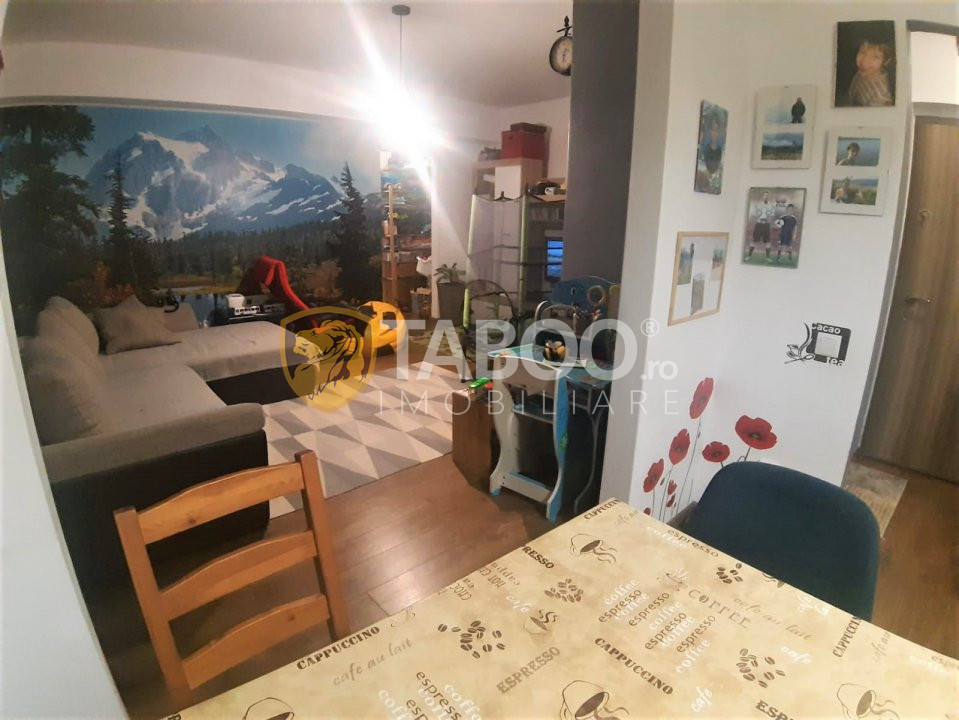 Apartament cu 2 camere de vanzare in Cisnadie 1