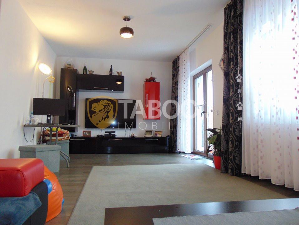 Casa de vanzare cu 4 camere in Sibiu zona Arhitectilor 1