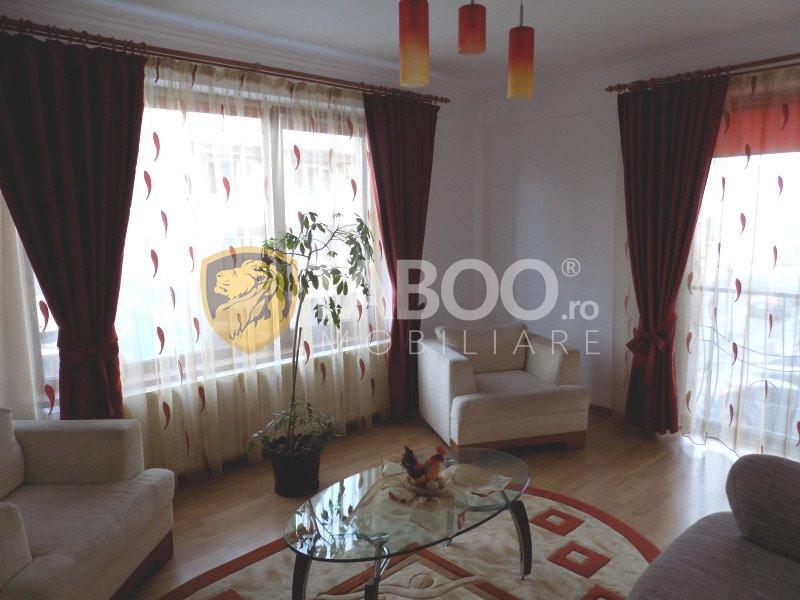 Apartament cu 2 camere de inchiriat in Sibiu zona Rahovei 1