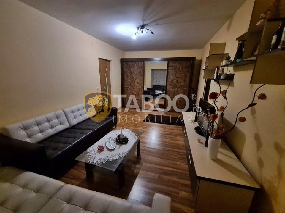 Apartament cu 2 camere de vanzare in Sebes Mihail Kogalniceanu 1