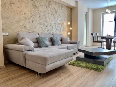 Apartament lux 3 camere mobilat utilat Balanta Residence Sibiu