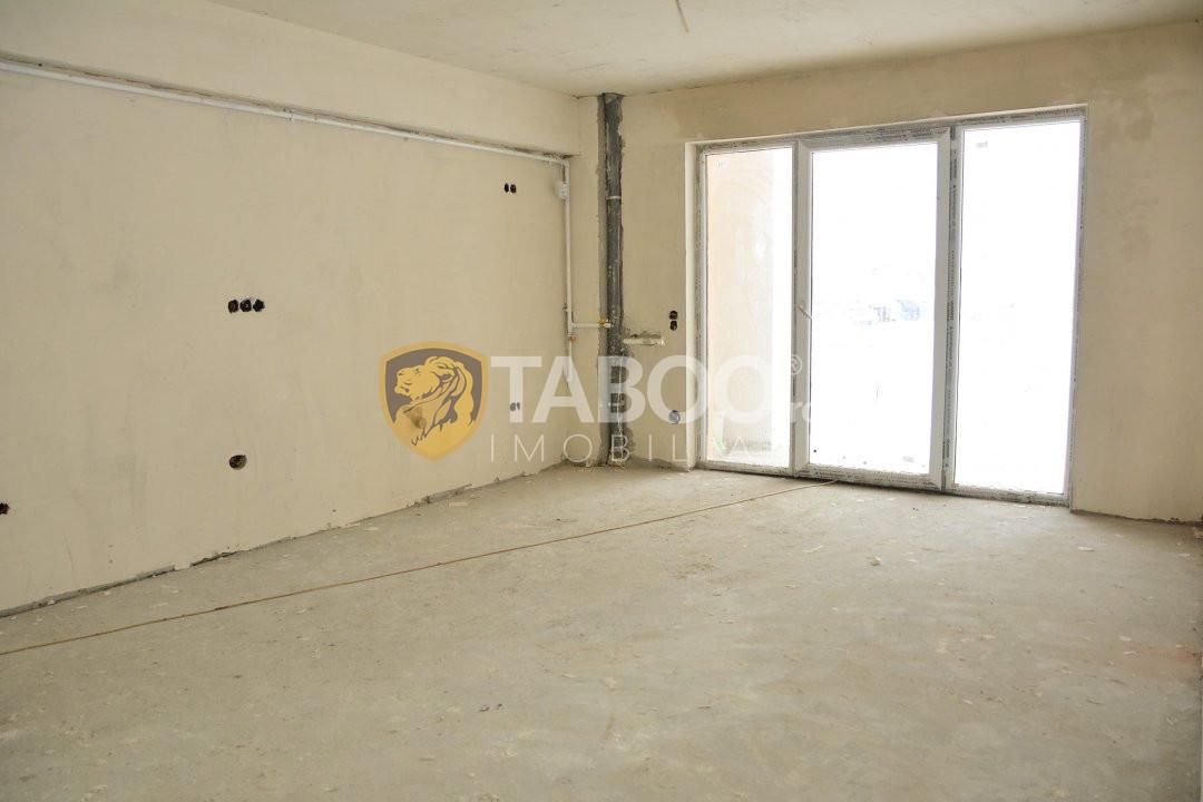 Apartament cu 3 camere si 2 locuri de parcare Calea Cisnadiei Sibiu 1