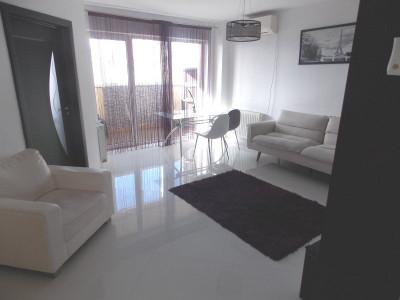 Apartament complet utilat 3 camere de inchiriat Sibiu Turnisor