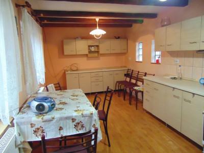 Casă individuală de vânzare cu 3 camere în Sibiel județul Sibiu