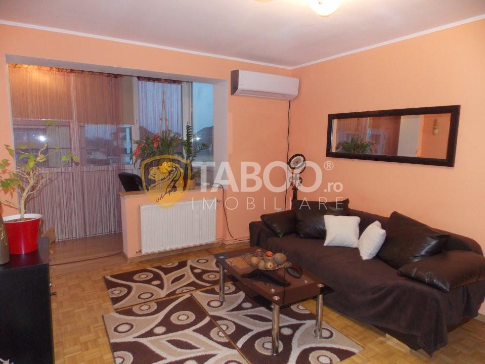 Apartament 2 camere in Sibiu Terezian zona linistita 1