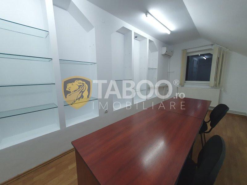 Spatiu de birouri de inchiriat in zona Sub Arini din Sibiu 1
