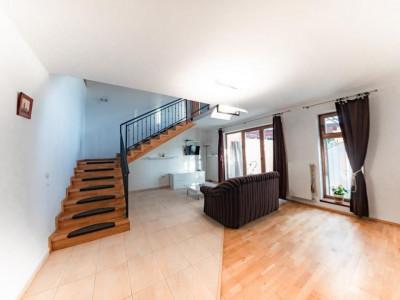 Duplex cu 4 camere 140 mp de inchiriat in Selimbar zona Pictor Brana
