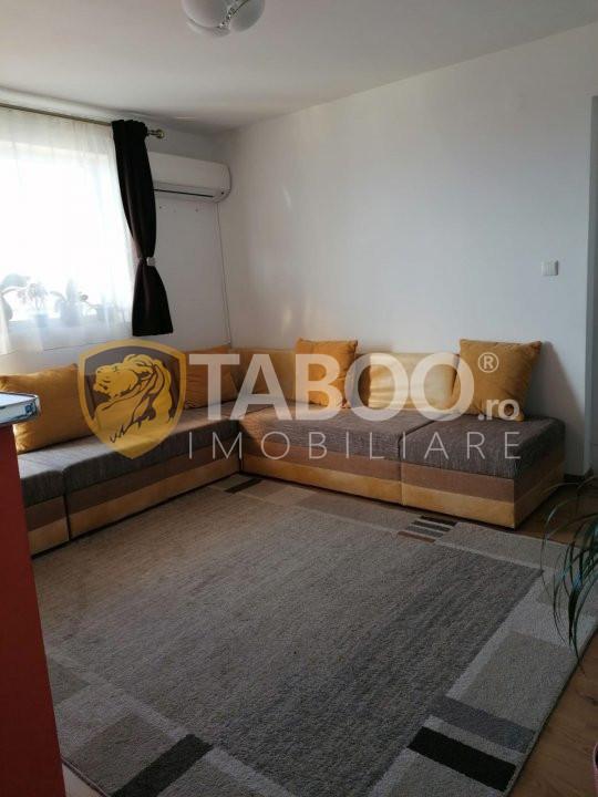 Apartament de vanzare in Sibiu cu 2 camere zona Mihai Viteazu 1