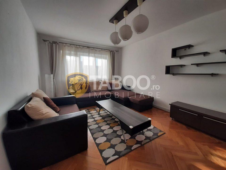 Apartament cu 3 camere de inchiriat zona Mihai Viteazu Sibiu 1