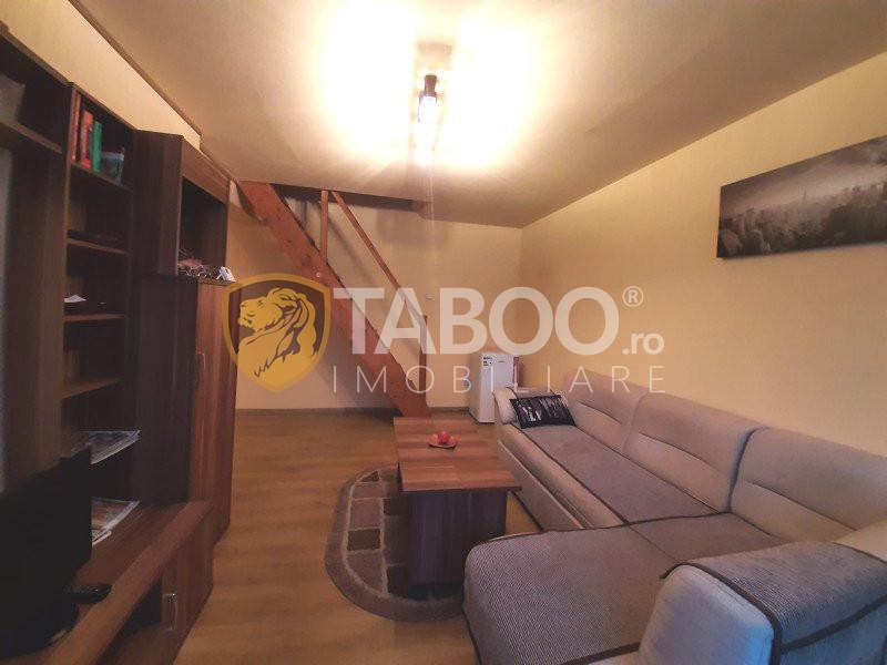 Apartament cu 3 camere tip mansarda de inchiriat Mihai Viteazu Sibiu 1