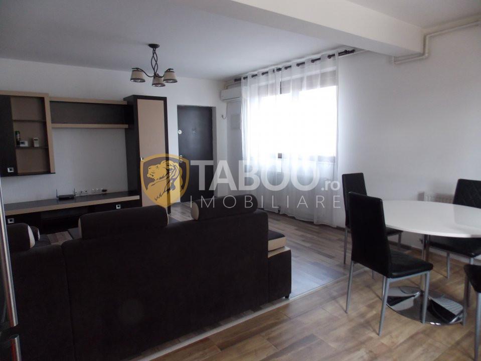 Apartament cu 3 camere de inchiriat in Selimbar zona Brana 1