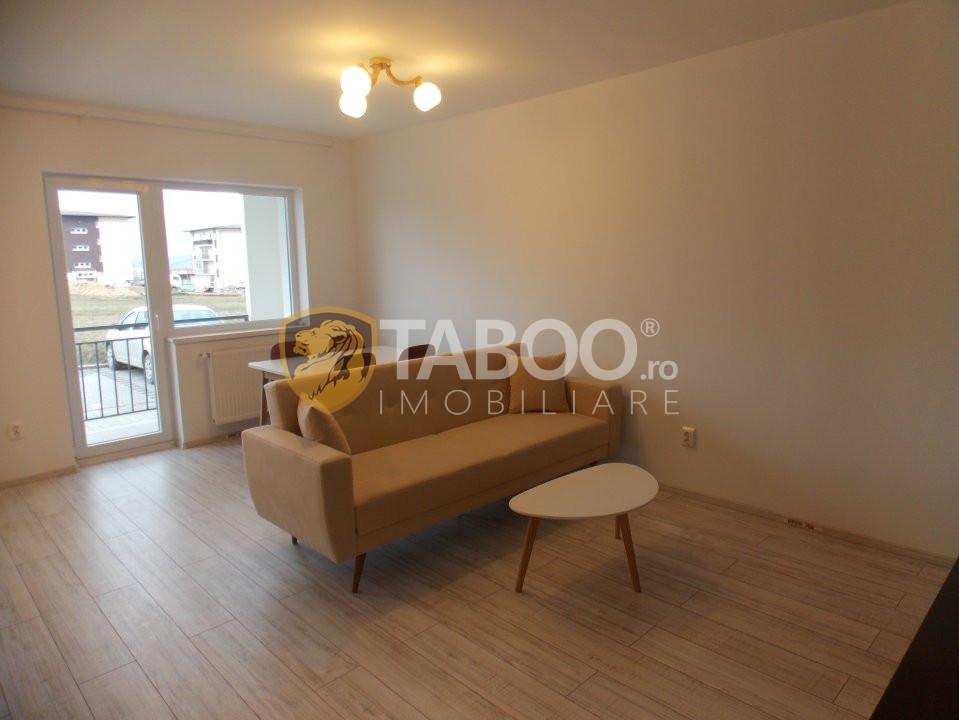 Apartament cu 2 camere de inchiriat zona Turnisor Sibiu 1