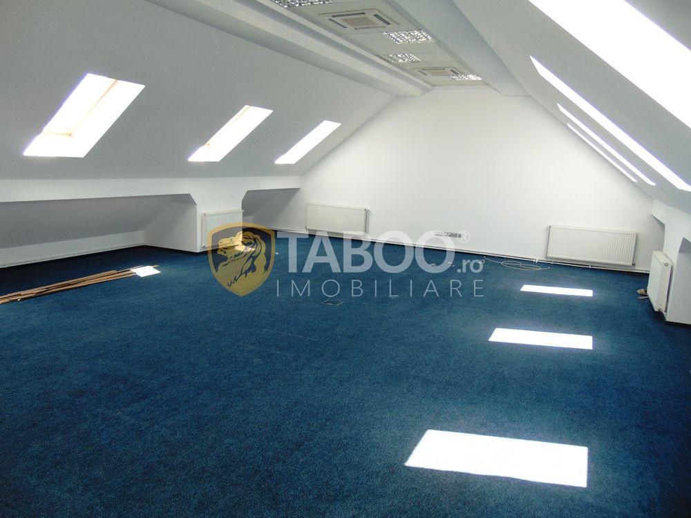Spatiu birouri 175 mp open-space de inchiriat zona Lazaret in Sibiu 1