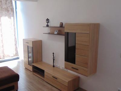 Apartament 2 camere finisat mobilat parcare de vanzare Dedeman Sibiu