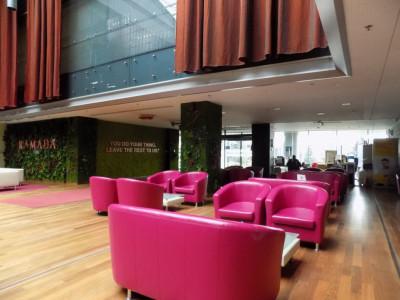 Exclusivitate - Spatiu comercial de inchiriat 60 mp utili Hotel Ramada
