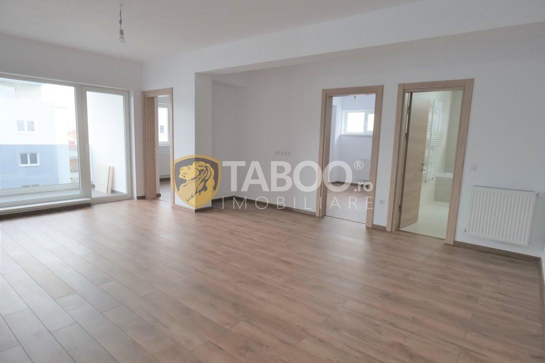 Apartament cu 3 camere de vanzare in Turnisor Sibiu 1