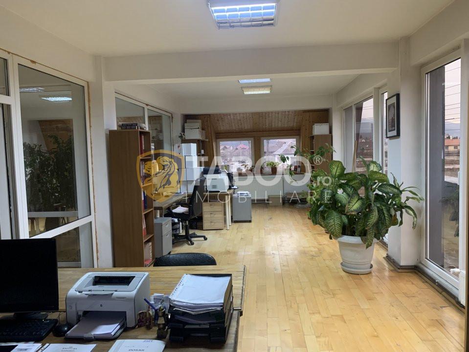 Spatiu de birouri 188 mp de inchiriat in Talmaciu judetul Sibiu 1