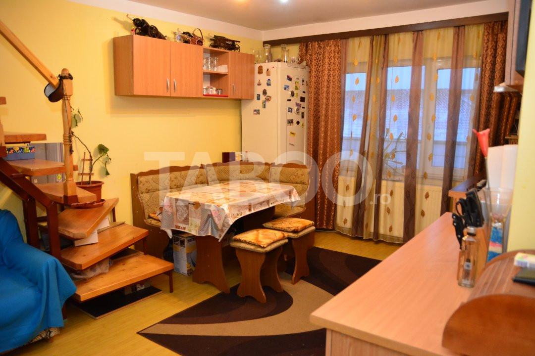 Apartament 2 camere si pod de 27 mp Sibiu zona Broscarie 2