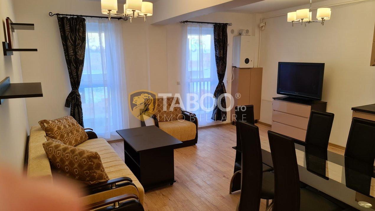 Apartament de inchiriat 2 camere zona Biltz Sibiu finalizat 2021 1