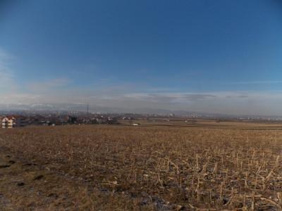 Teren intravilan 900 mp de vanzare in Sibiu zona Gusterita