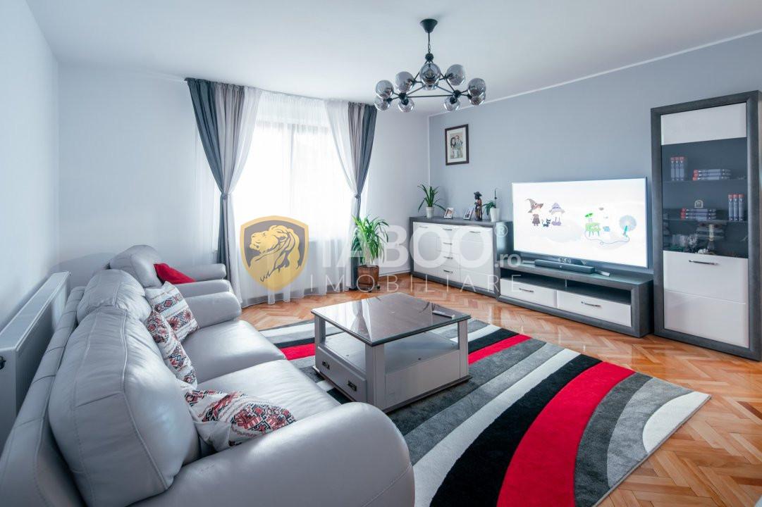Apartament 3 camere la casa de vanzare in Sibiu zona Lazaret 1