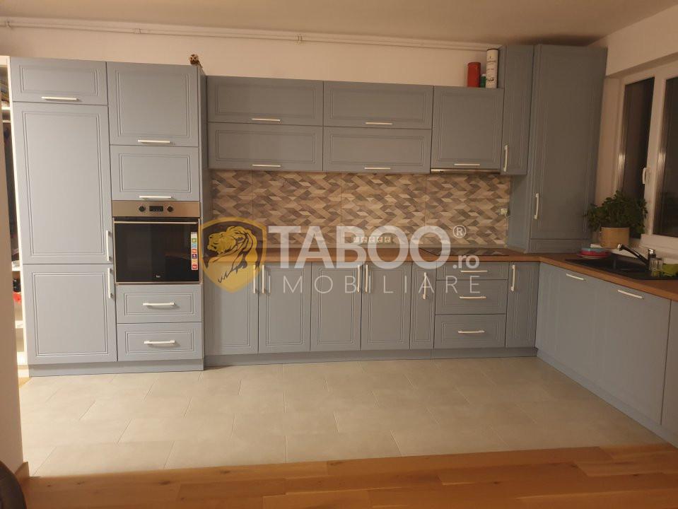 Apartament de inchiriat cu 3 camere Sibiu zona Vasile Aaron 2