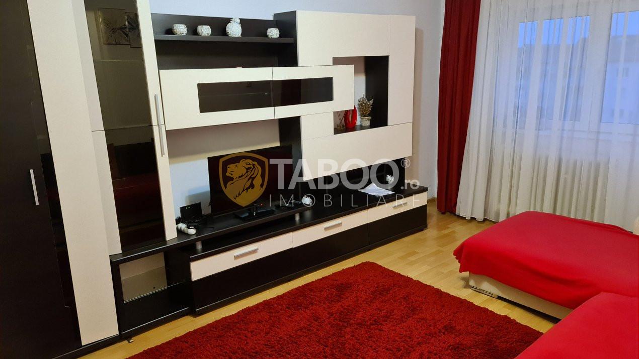 Apartament 2 camere de vanzare in Sibiu zona Mihai Viteazu 1