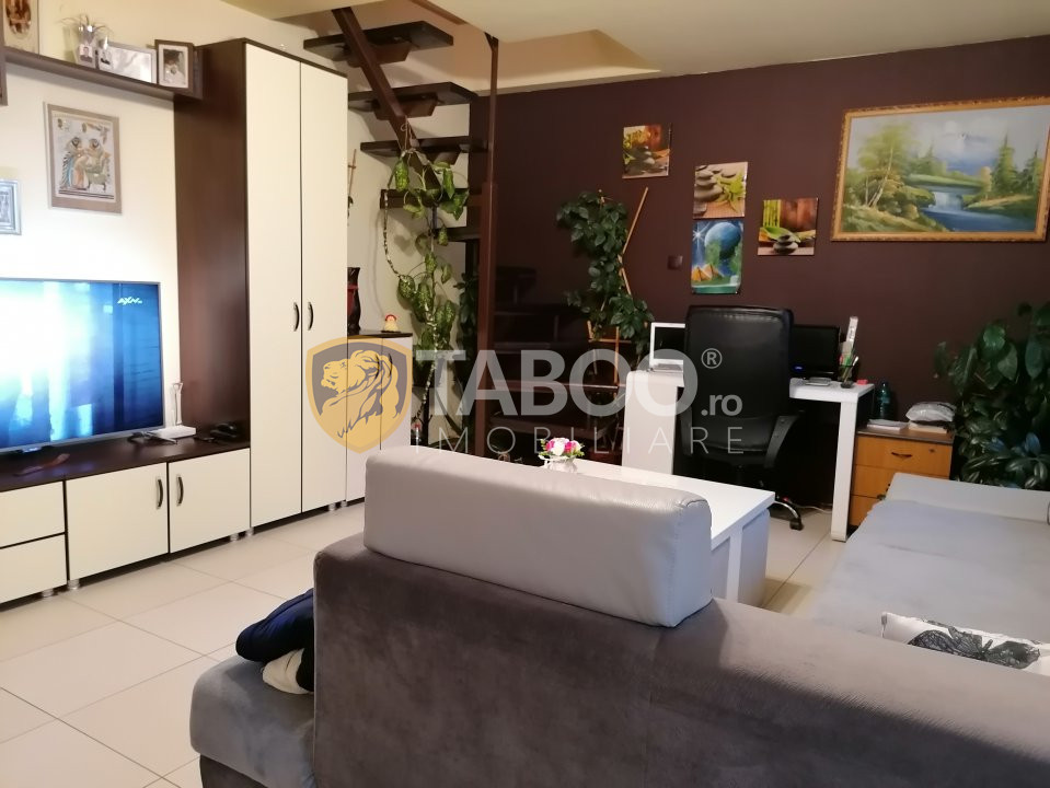 De vanzare apartament cu 3 camere zona Rahovei Sibiu 1