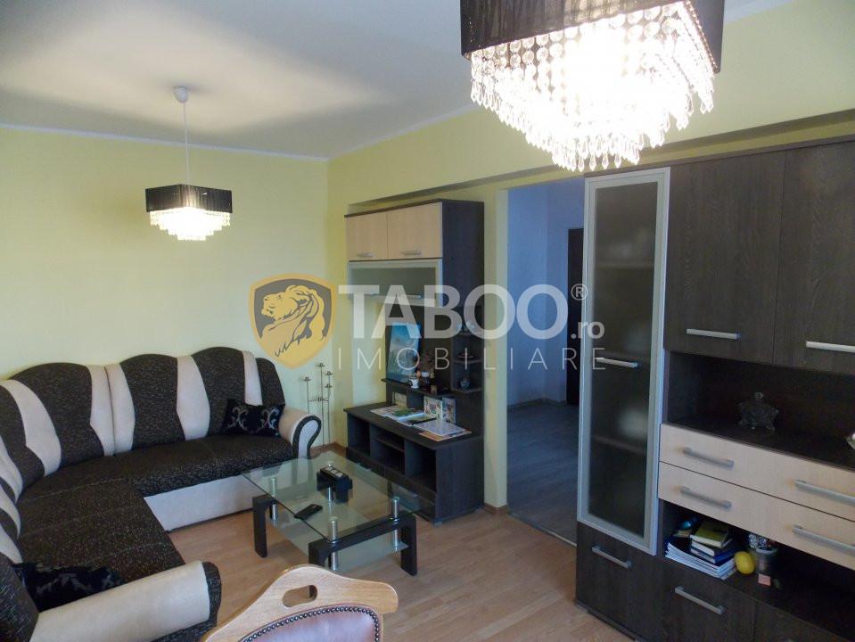 Apartament de inchiriat in Sibiu 2 camere zona Siretului 1