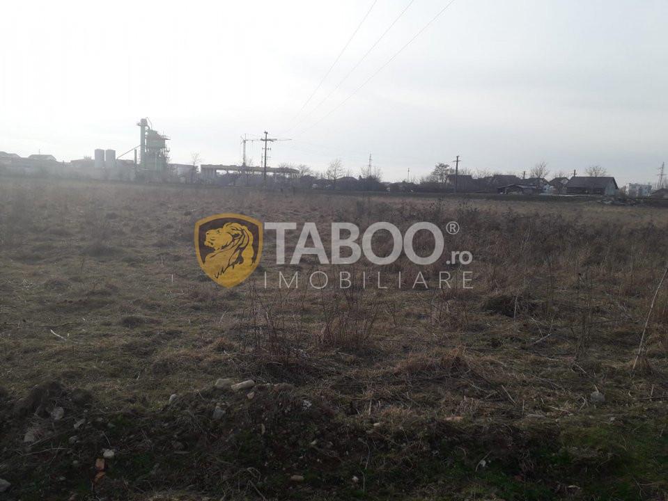 Teren 2800 mp intravilan de vanzare in zona Lazaret Sibiu 1
