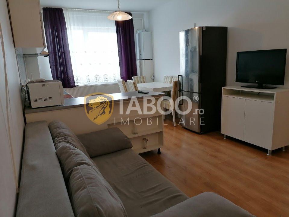De inchiriat apartament cu 3 camere in Sibiu zona Strand 1