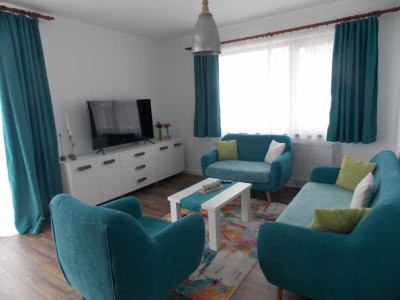 Apartament modern 3 camere de inchiriat in Selimbar zona Lidl