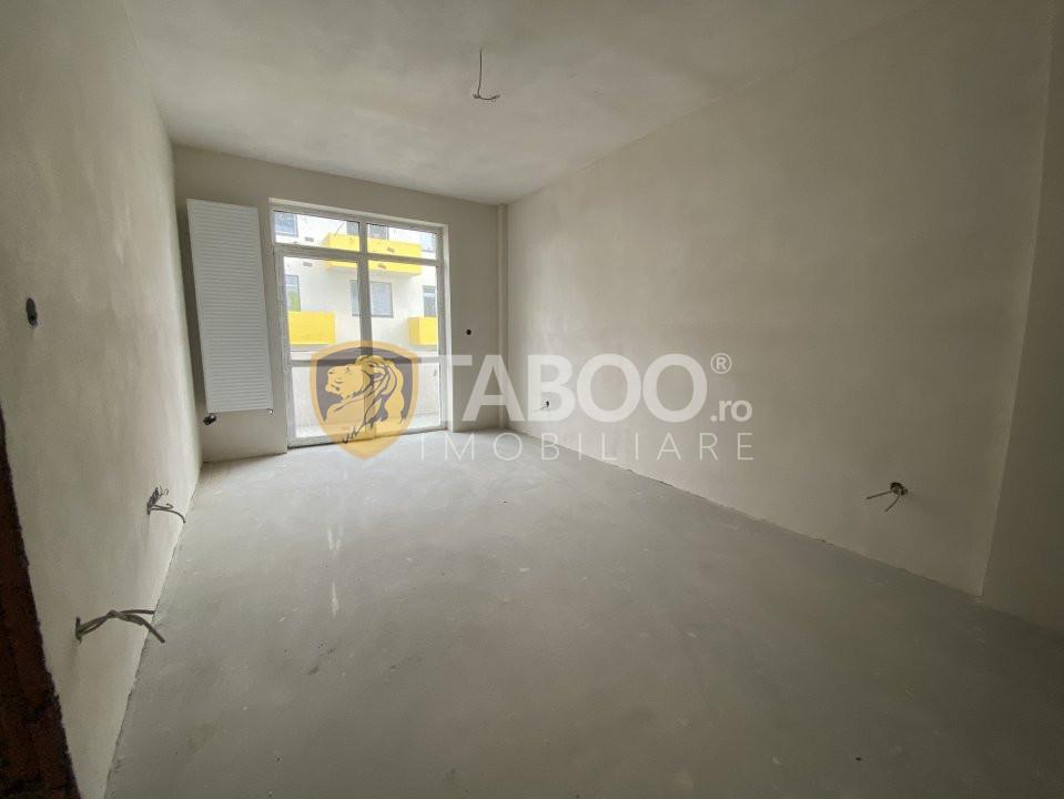 Apartament nou 3 camere intabulat 67 mp utili etaj 3 de vanzare Sibiu  1