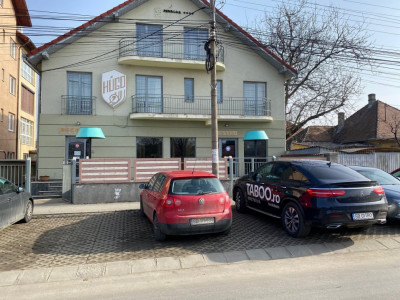 Pensiune de vanzare in Sibiu cu restaurant functional - FARA COMISION