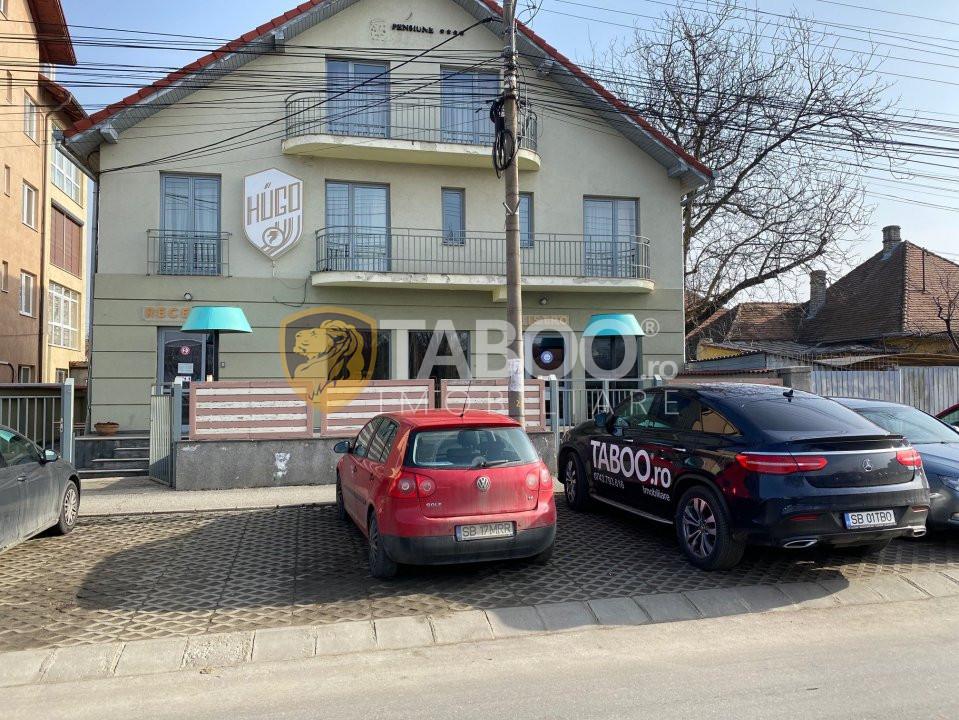 Pensiune de vanzare in Sibiu cu restaurant functional - FARA COMISION 1