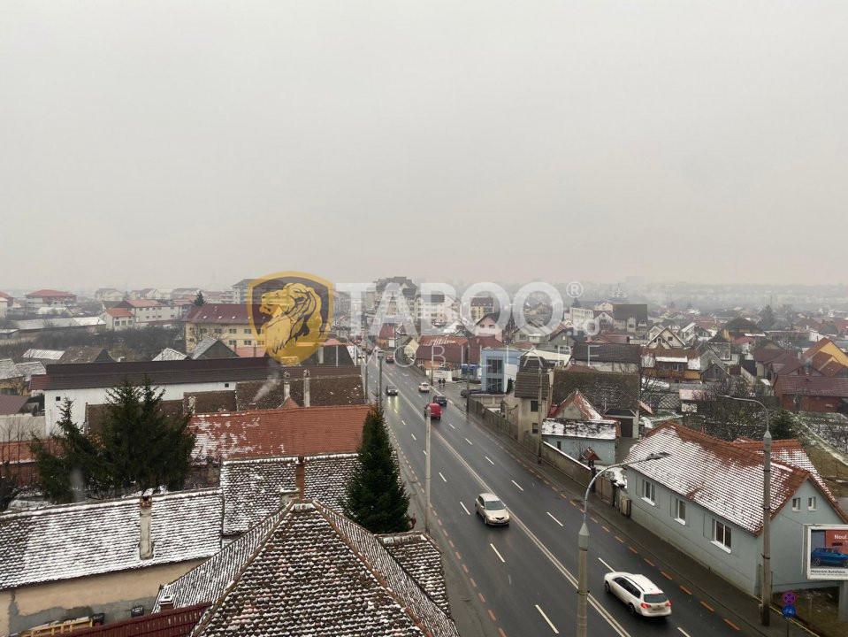 Apartament 2 camere 59 mp utili de vanzare zona Turnisor in Sibiu 1