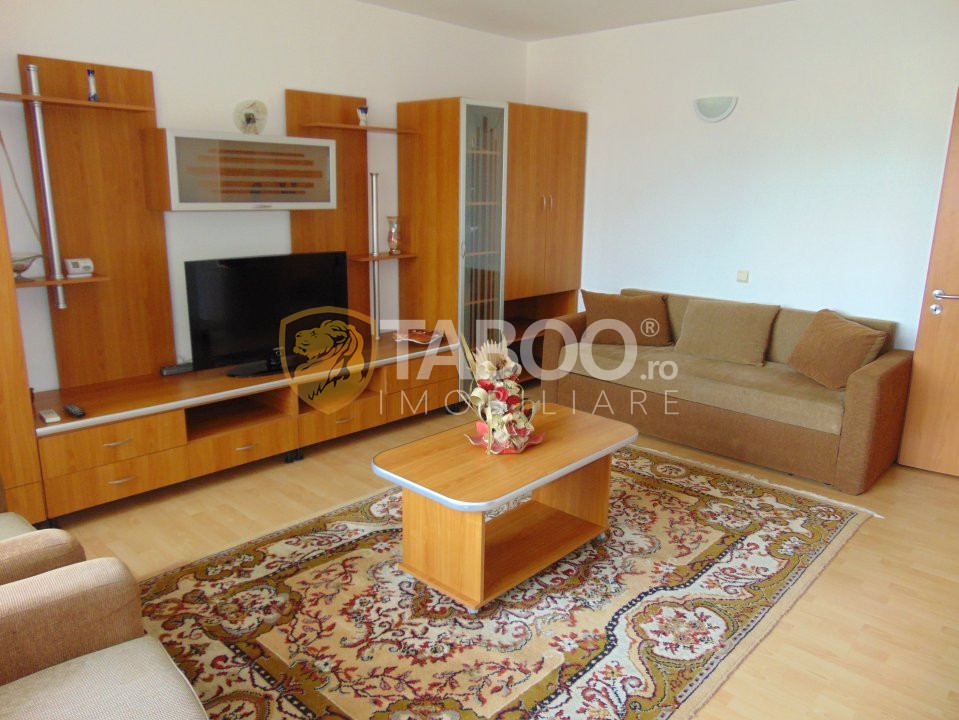 Apartament 2 camere 60 mp utili de inchiriat in Sibiu zona Siretului 1