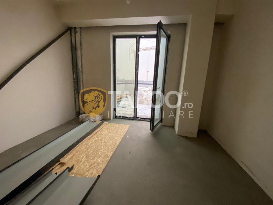 Apartament 3 camere 67 mp si terasa 69 mp de vanzare Sibiu Turnisor 1
