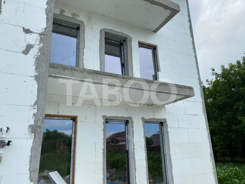 Apartament 3 camere 78 mp utili dressing de vanzare in Selimbar Sibiu 1