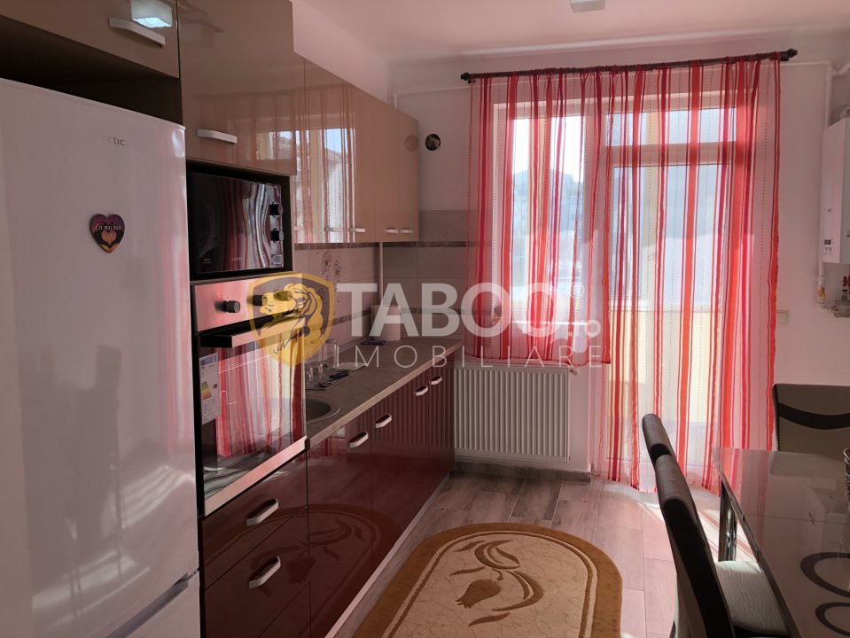 Apartament 2 camere de vanzare in Sibiu zona Calea Cisnadiei 1