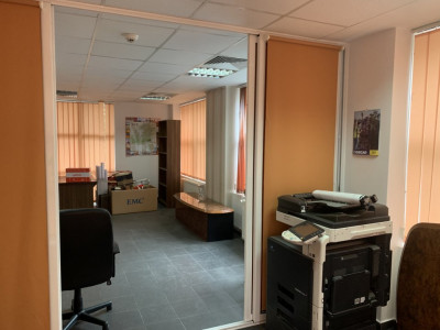 Spatiu de birouri openspace la parter de inchiriat Mihai Viteazu Sibiu
