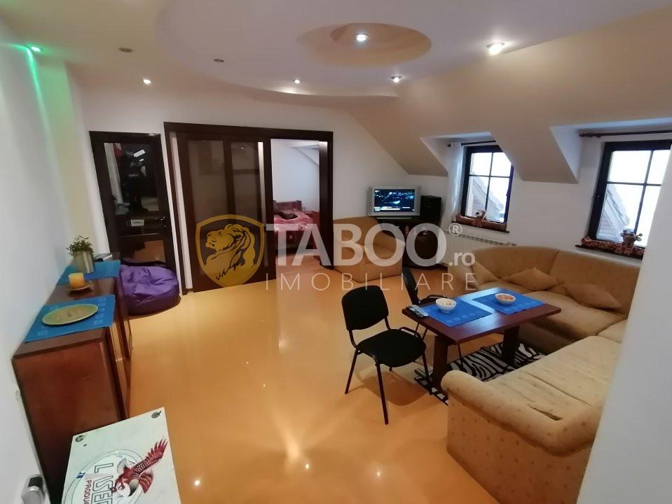 De inchiriat apartament 2 camere zona Centrala Sibiu 1