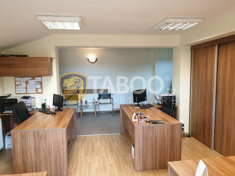 Apartament de vanzare la casa in Sibiu 4 camere zona Calea Dumbravii 14