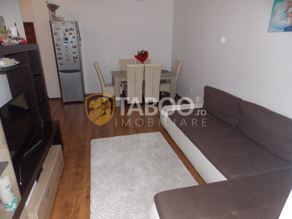 Apartament 2 camere de vanzare Sibiu zona Mihai Viteazu  8