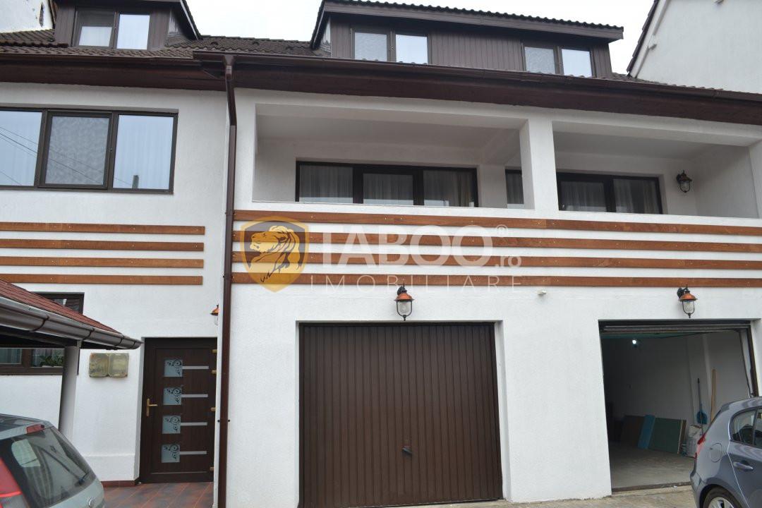 Casa de inchiriat cu 9 camere in zona Strand din Sibiu 1
