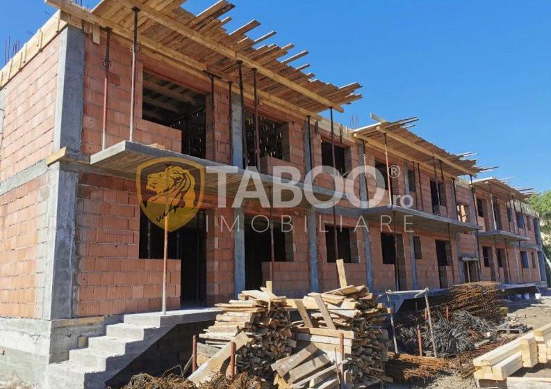 Apartament de vanzare 2 camere bucatarie inchisa parter Selimbar Sibiu 1
