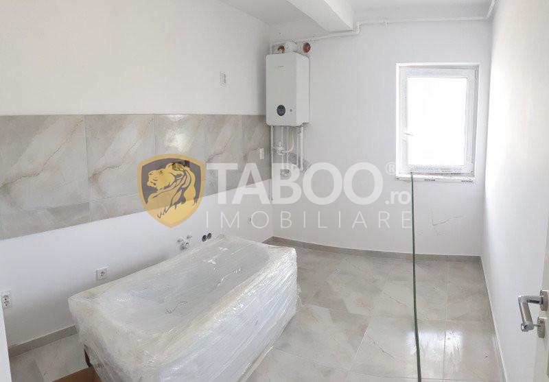 Apartament 2 camere parter gradina 52 mp Selimbar Sibiu 3