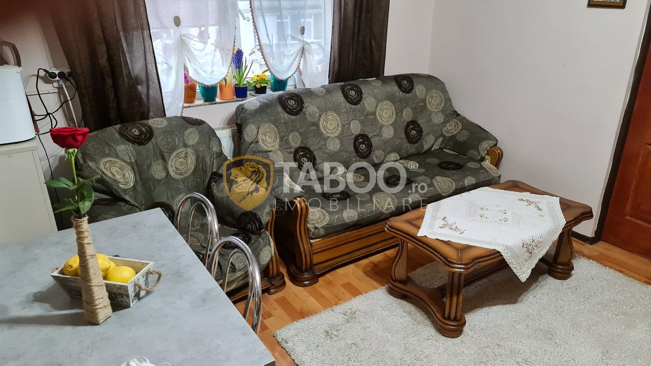 Apartament cu 3 camere de vanzare in Sibiu zona Mihai Viteazu 1
