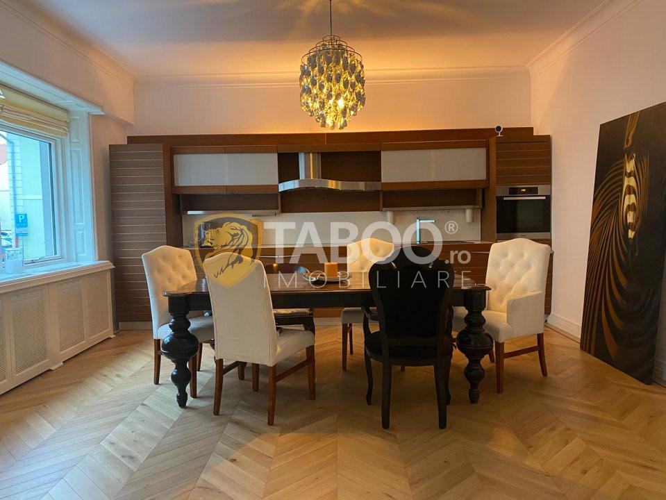 Apartament de vanzare cu 3 camere zona Centrul Istoric din Sibiu 1
